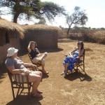 Joelle Huaux - Trek coaching Kenya