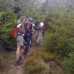 Joelle Huaux - Trek coaching Vosges